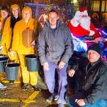 Santa Round Gamesley 2014