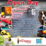 Something for the weekend – Glossop Fire Station Open Day