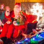 Santa Round Gamesley Group
