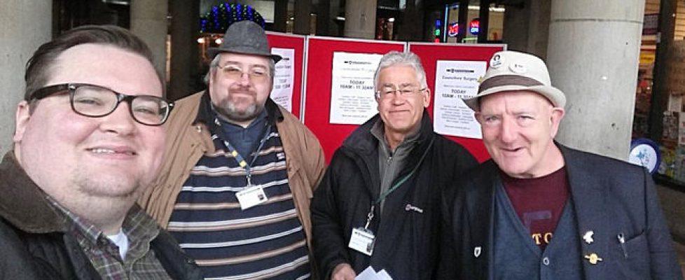 February 2017 Councillors Shoppers Surgery