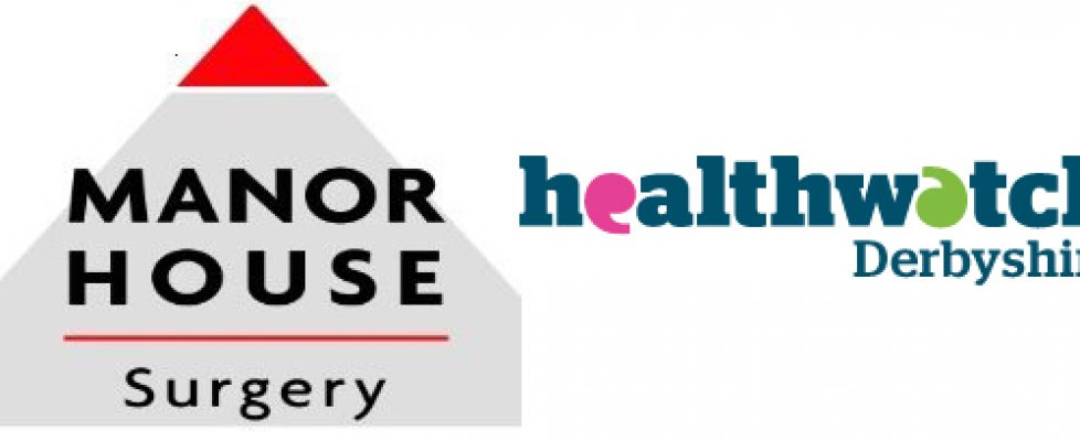 Manor House / HealthWatch Derbyshire – Doctors' Appointments