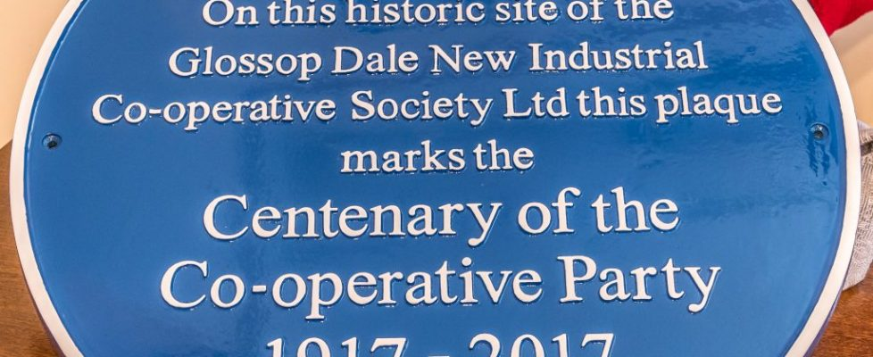 Co-operative Party 100th Anniversary
