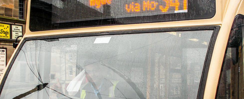 Reminder Bus Time Changes October 2017