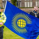 Commonwealth Day 2018 Flag Raising