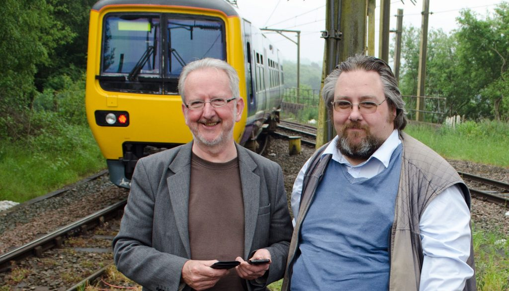 Press Release : Gamesley Train station back on course