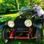 Glossop Car Show 2014
