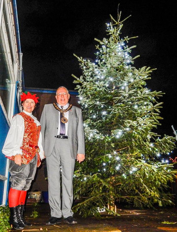 Gamesley Christmas Market 2014 - Thank you