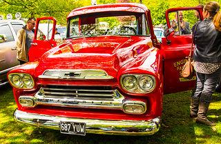 Glossop Car Show 2015