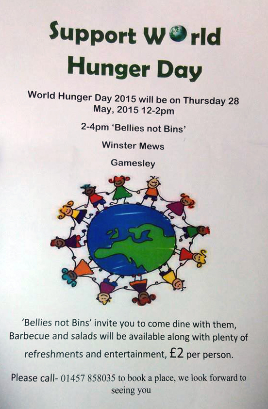 WorldHungerDay