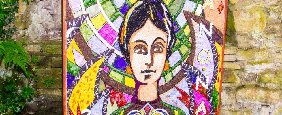 ICYMI : St Margaret's and Immaculate Conception Well Dressing 2015