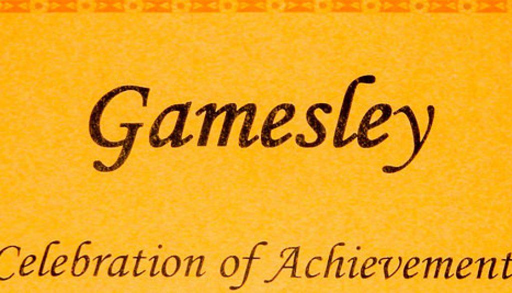Gamesley Celebration of Achievements