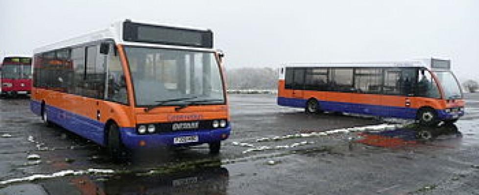 Two Centrebus Solos