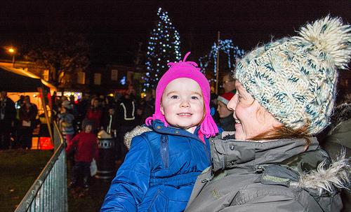 ICYMI : Glossop Christmas Market & Lights 2015