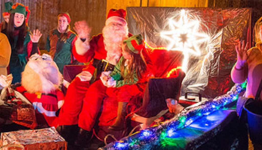 Santa Round Gamesley Group