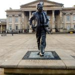 Bank holiday buses – and homage to Harold Wilson
