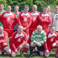 SFTW - Gamesley FC Fun day