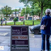 August 2019 Councillors Shoppers Surgery