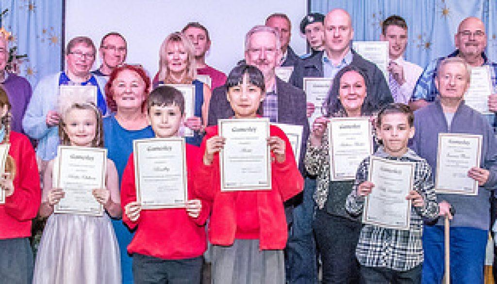 Gamesley Celebration of Achievements 2017 - Make your nomination