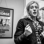Ruth George MP - Happy 1st Anniversary
