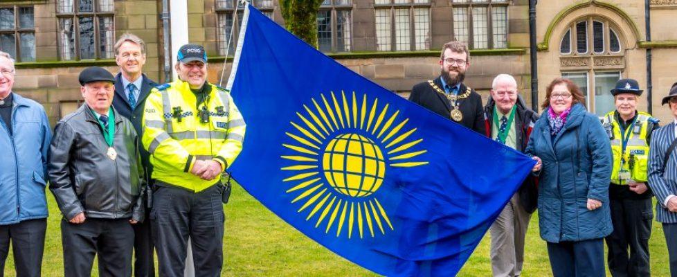 Commonwealth Day 2018 Flag Raising