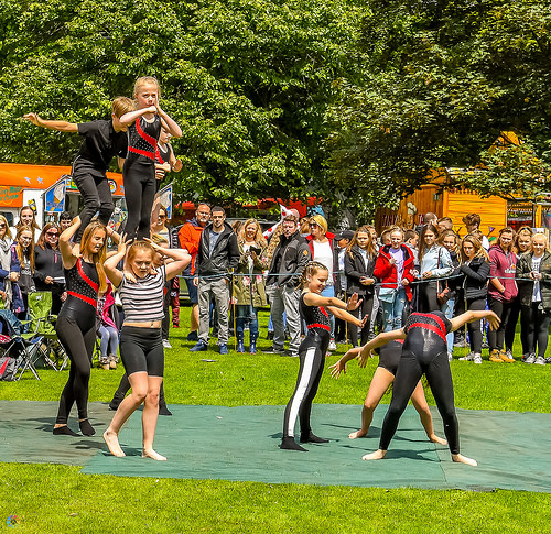 SFTW – Glossop Carnival 2018