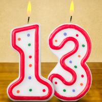 Blog 13th birthday / A brief reminder