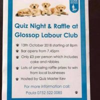 SFTW - Wellbeing Event, Guide Dog Quiz, SSAFA Car Show