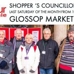 November 2018 Councillors Shoppers Surgery