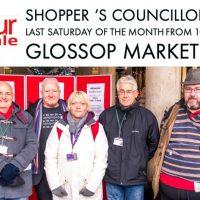 November 2018 Councillors Shoppers Surgery