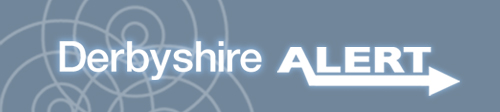 Derbyshire Altert Logo