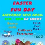 Easter Fun Day Poster
