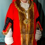 A picture of the new Mayor Cllr Ed Kelly