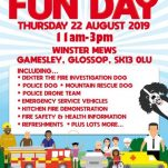 Gamesley 999 Day