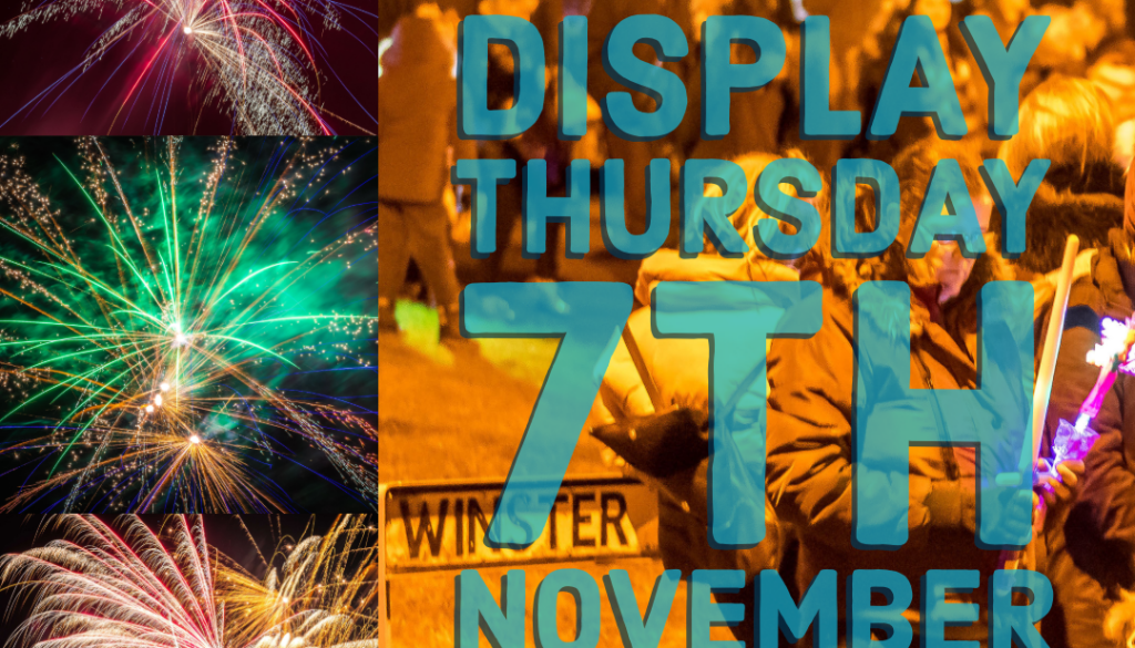 Gamesley Community Fireworks 2019