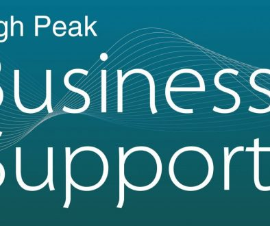 Business support logo
