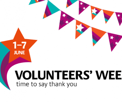 'Thank You' to volunteering heroes
