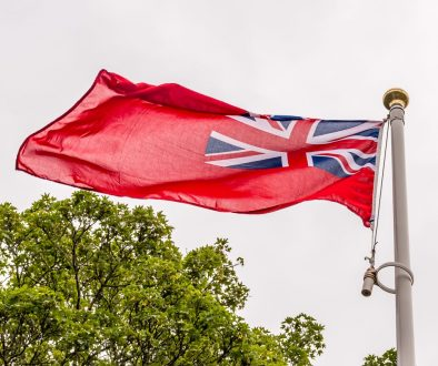 Merchant Navy Day 2020 Red Ensign Flag