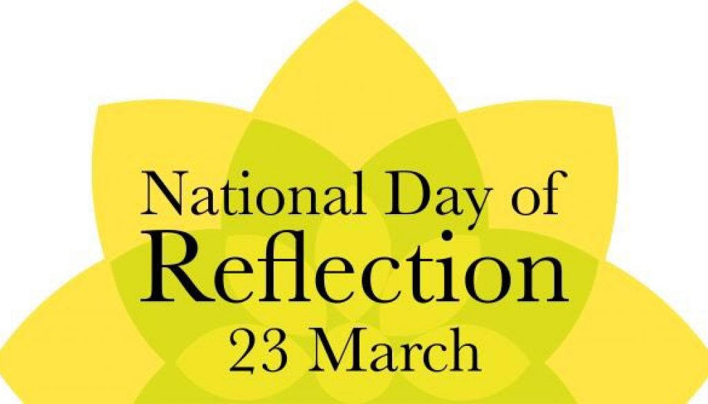 National Day of Reflection