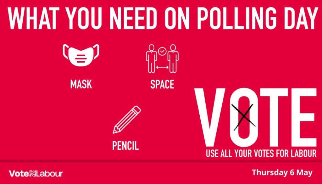 Polling Day Image