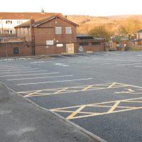 Winster Mews Car Park