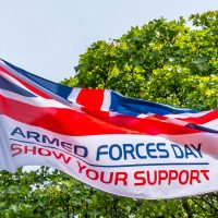 Armed Forces Day 2021 Flag Raising